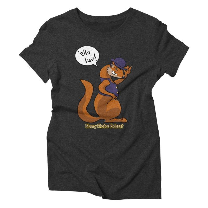 Gef Women's Triblend T-Shirt by Blurry Photos's Artist Shop