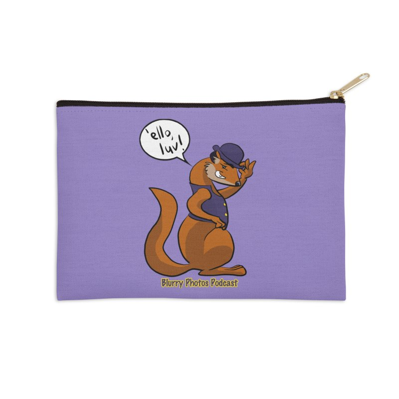 Gef Accessories Zip Pouch by Blurry Photos's Artist Shop