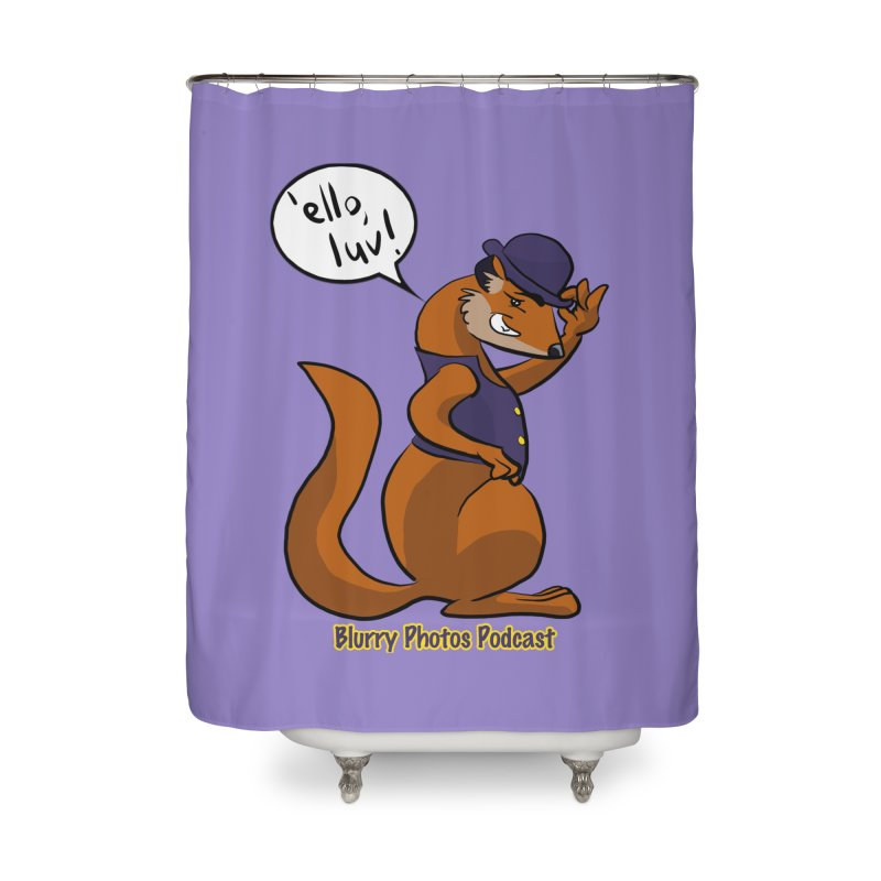 Gef Home Shower Curtain by Blurry Photos's Artist Shop
