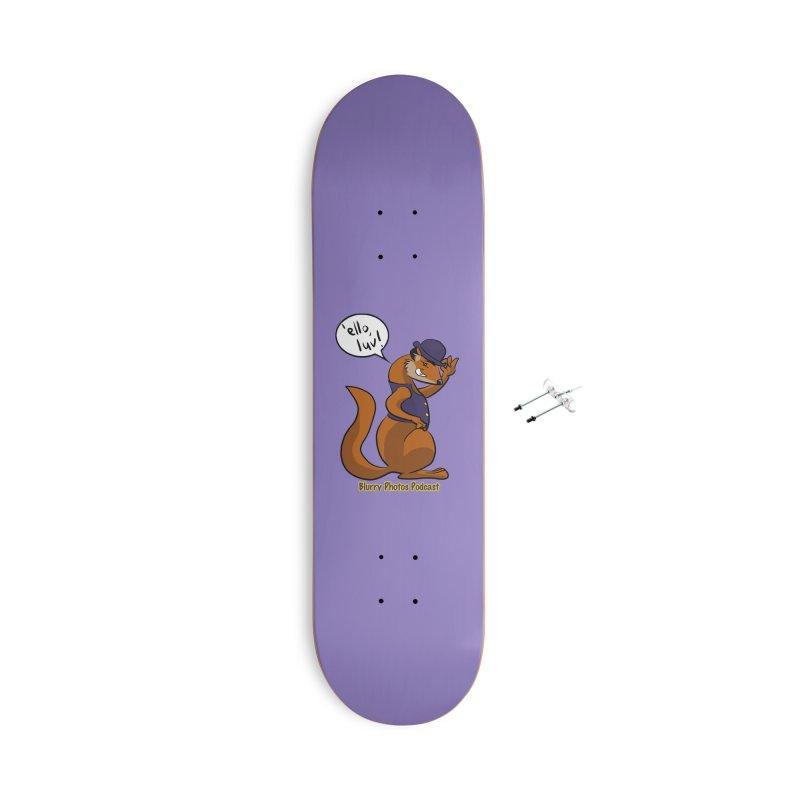 Gef Accessories Skateboard by Blurry Photos's Artist Shop