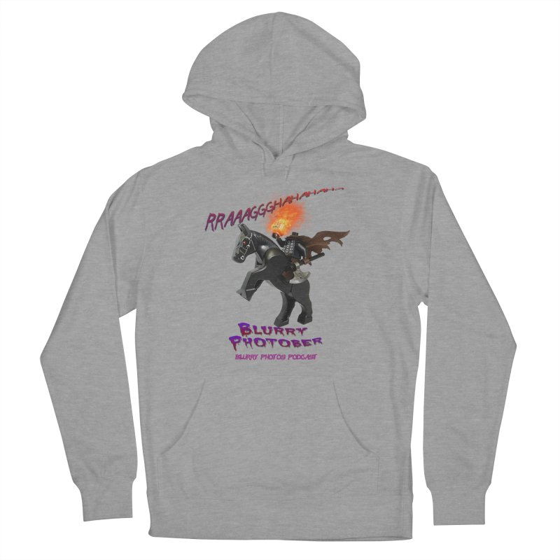 Blurry Photober Women's French Terry Pullover Hoody by Blurry Photos's Artist Shop