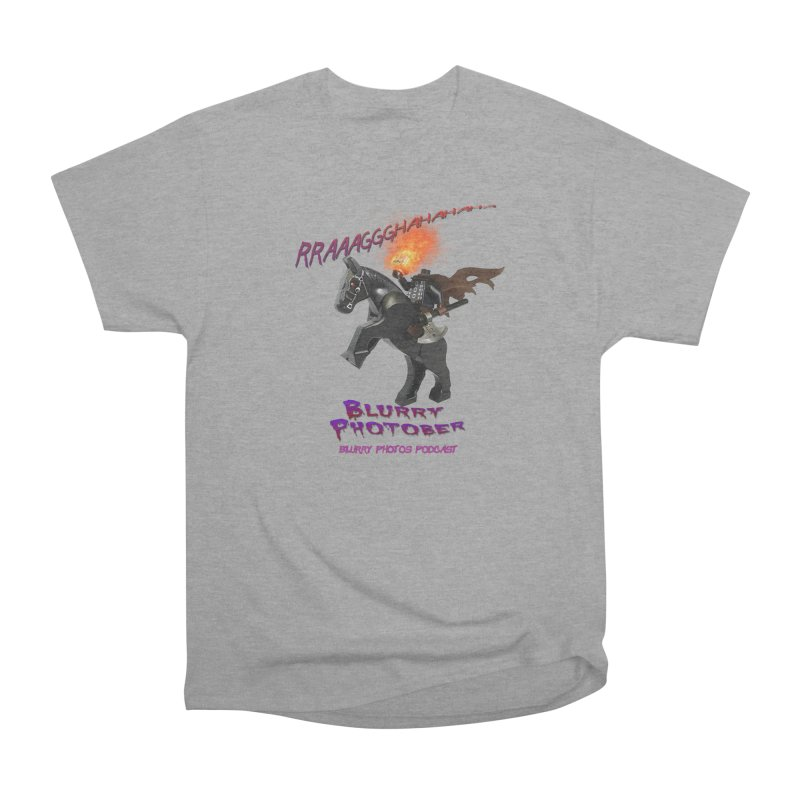 Blurry Photober Women's Heavyweight Unisex T-Shirt by Blurry Photos's Artist Shop