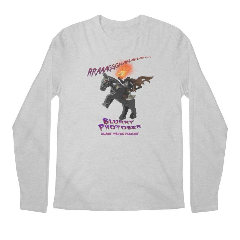 Blurry Photober Men's Regular Longsleeve T-Shirt by Blurry Photos's Artist Shop