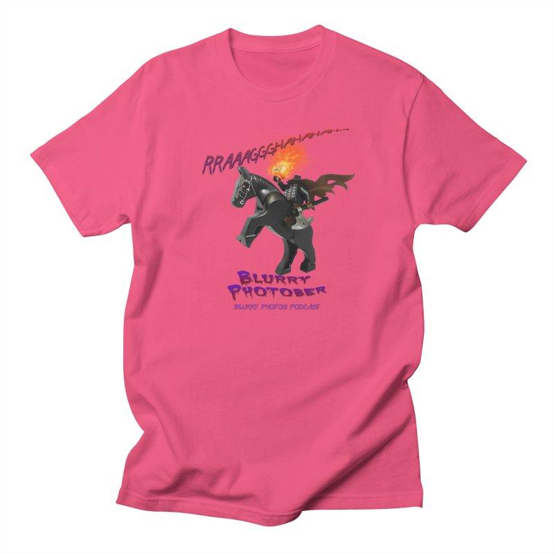 Blurry Photober Women's Regular Unisex T-Shirt by Blurry Photos's Artist Shop