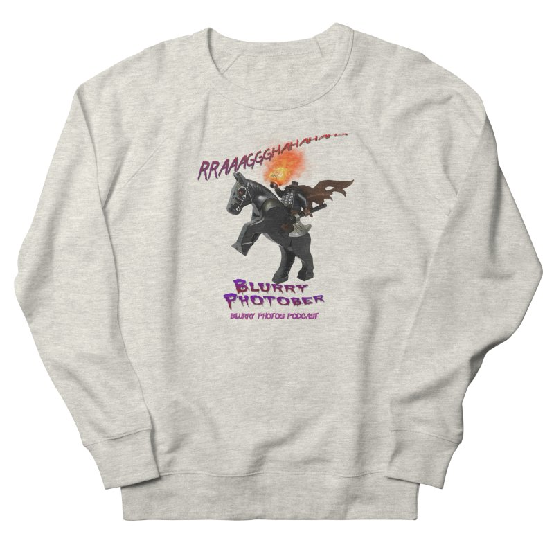 Blurry Photober Men's French Terry Sweatshirt by Blurry Photos's Artist Shop