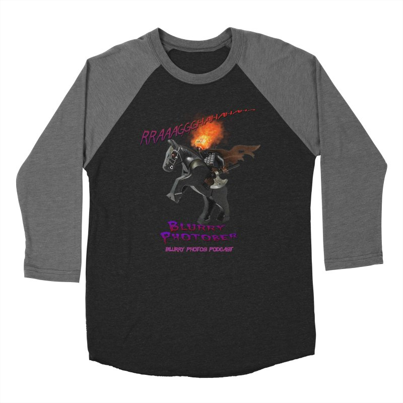 Blurry Photober Women's Baseball Triblend Longsleeve T-Shirt by Blurry Photos's Artist Shop