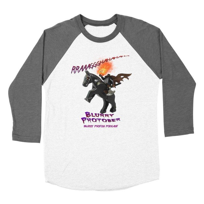 Blurry Photober Men's Baseball Triblend Longsleeve T-Shirt by Blurry Photos's Artist Shop