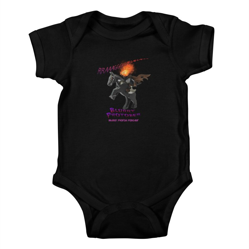 Blurry Photober Kids Baby Bodysuit by Blurry Photos's Artist Shop