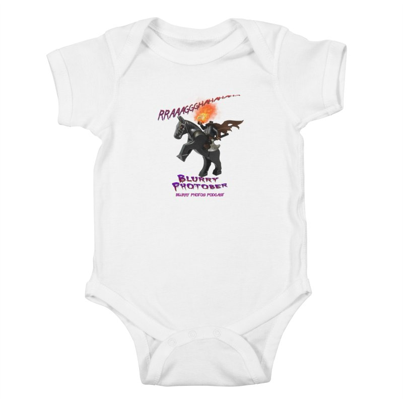Blurry Photober Kids Baby Bodysuit by Blurry Photos's Artist Shop