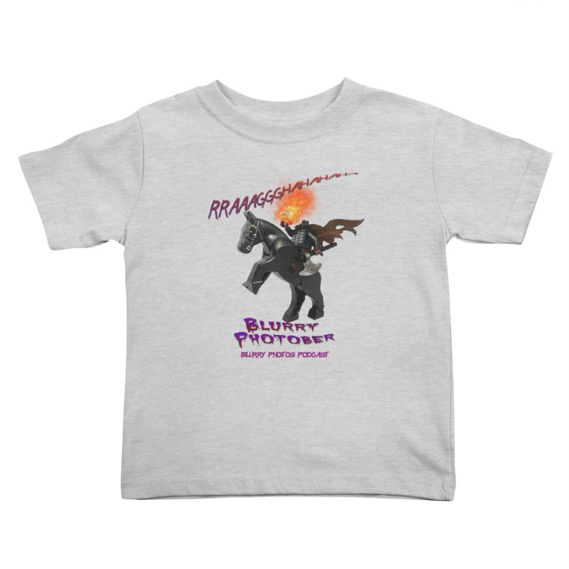 Blurry Photober Kids Toddler T-Shirt by Blurry Photos's Artist Shop