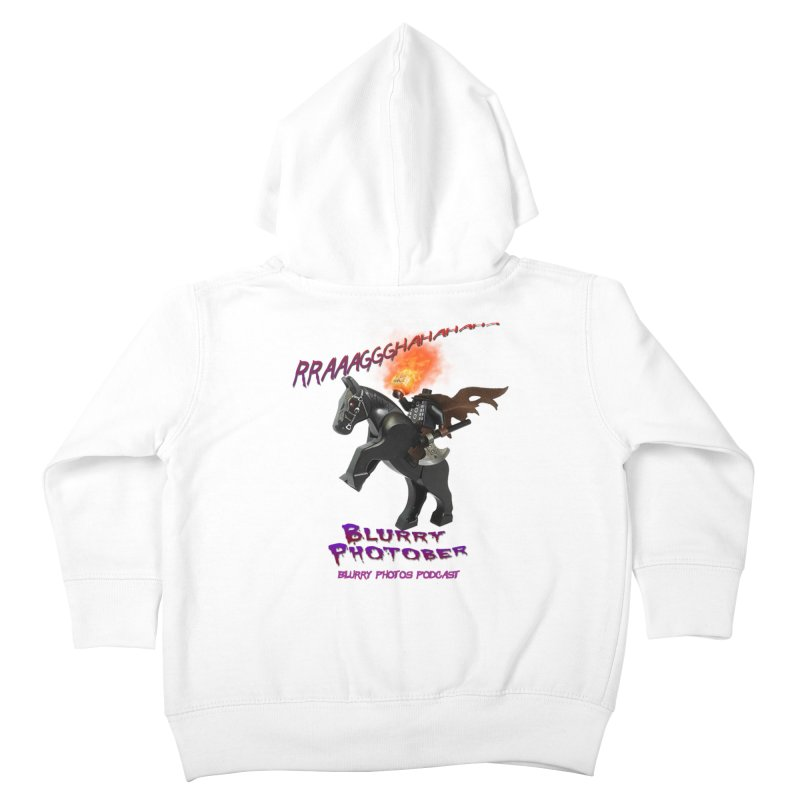 Blurry Photober Kids Toddler Zip-Up Hoody by Blurry Photos's Artist Shop