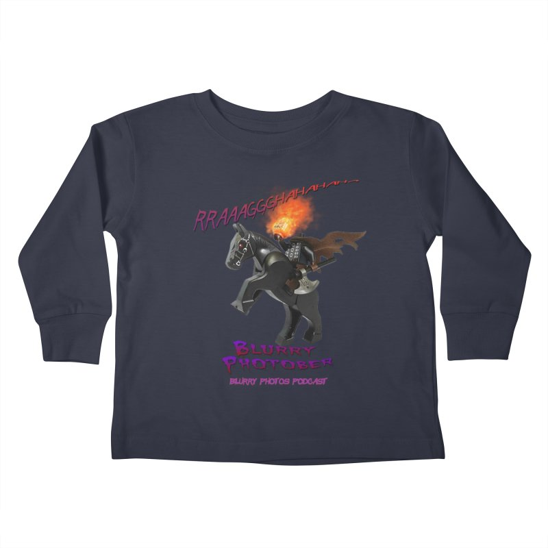 Blurry Photober Kids Toddler Longsleeve T-Shirt by Blurry Photos's Artist Shop