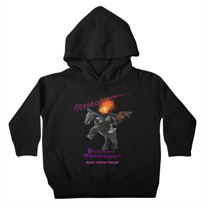 Blurry Photober Kids Toddler Pullover Hoody by Blurry Photos's Artist Shop
