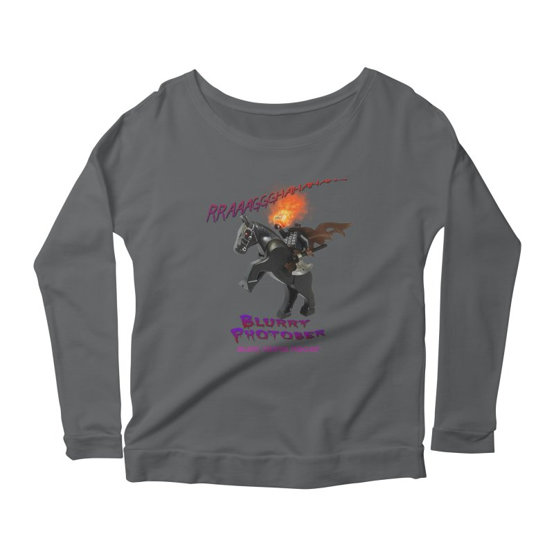 Blurry Photober Women's Longsleeve T-Shirt by Blurry Photos's Artist Shop