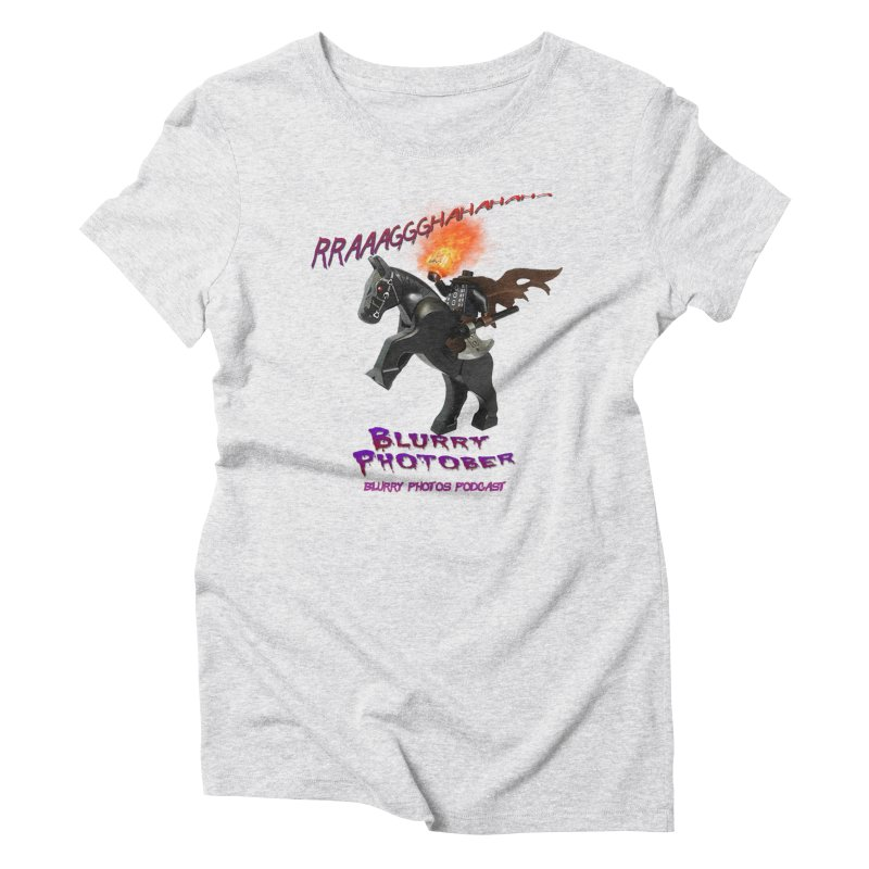 Blurry Photober Women's T-Shirt by Blurry Photos's Artist Shop