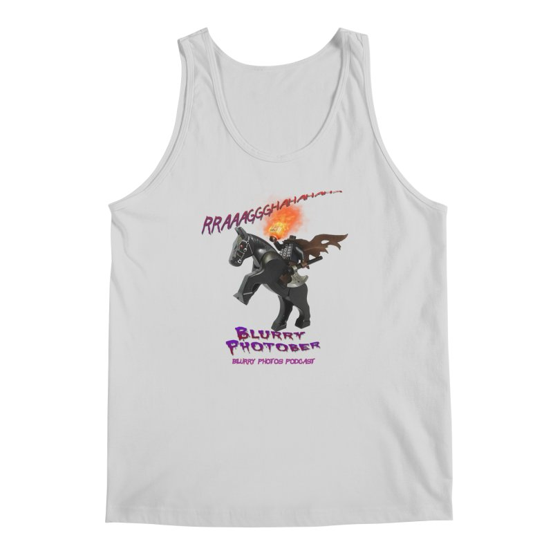 Blurry Photober Men's Regular Tank by Blurry Photos's Artist Shop