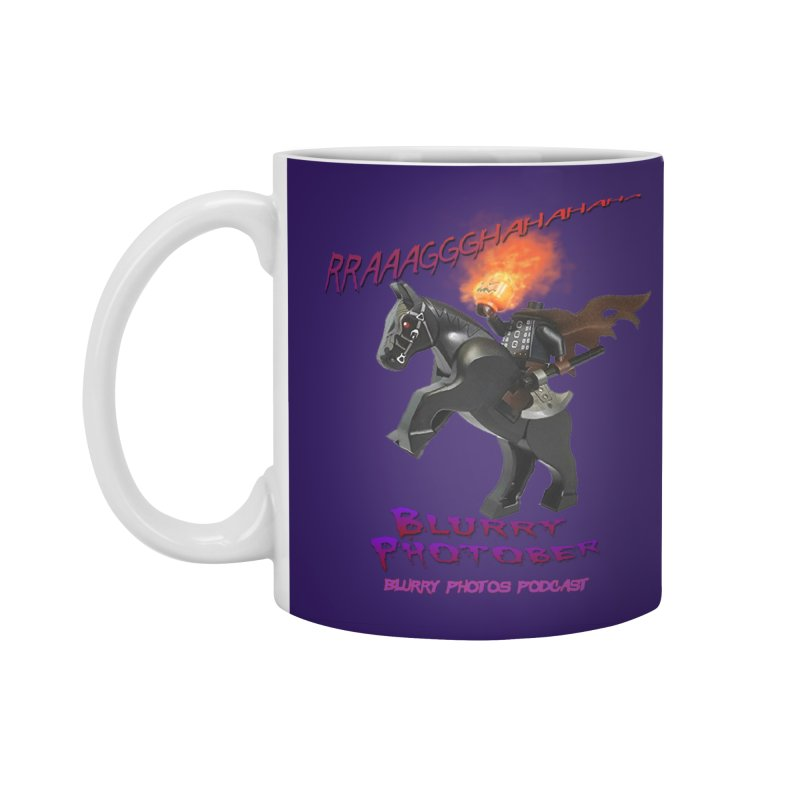 Blurry Photober Accessories Standard Mug by Blurry Photos's Artist Shop