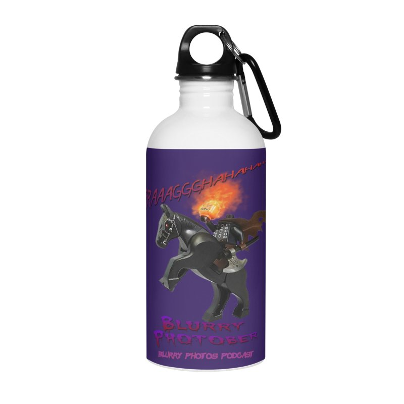 Blurry Photober Accessories Water Bottle by Blurry Photos's Artist Shop