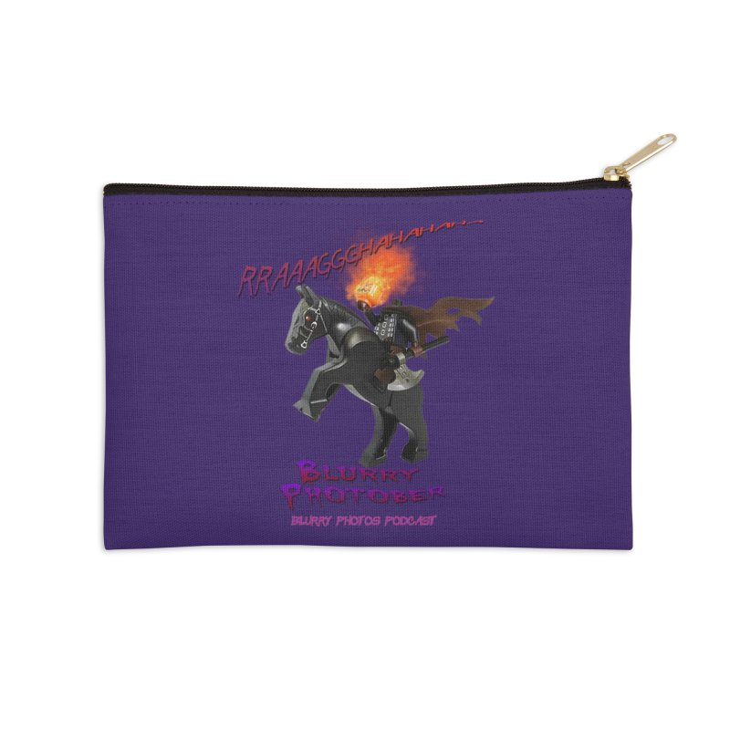 Blurry Photober Accessories Zip Pouch by Blurry Photos's Artist Shop