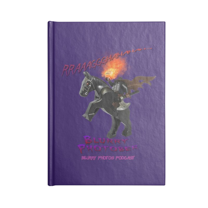 Blurry Photober Accessories Notebook by Blurry Photos's Artist Shop