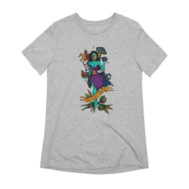 Banshee Women's Extra Soft T-Shirt by Blurry Photos's Artist Shop