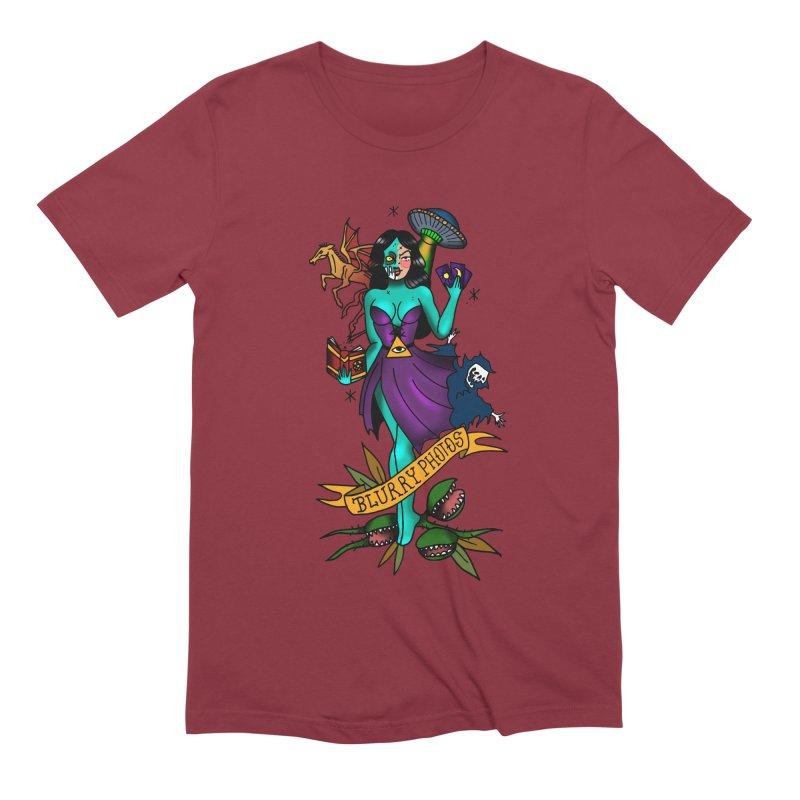 Banshee Men's Extra Soft T-Shirt by Blurry Photos's Artist Shop