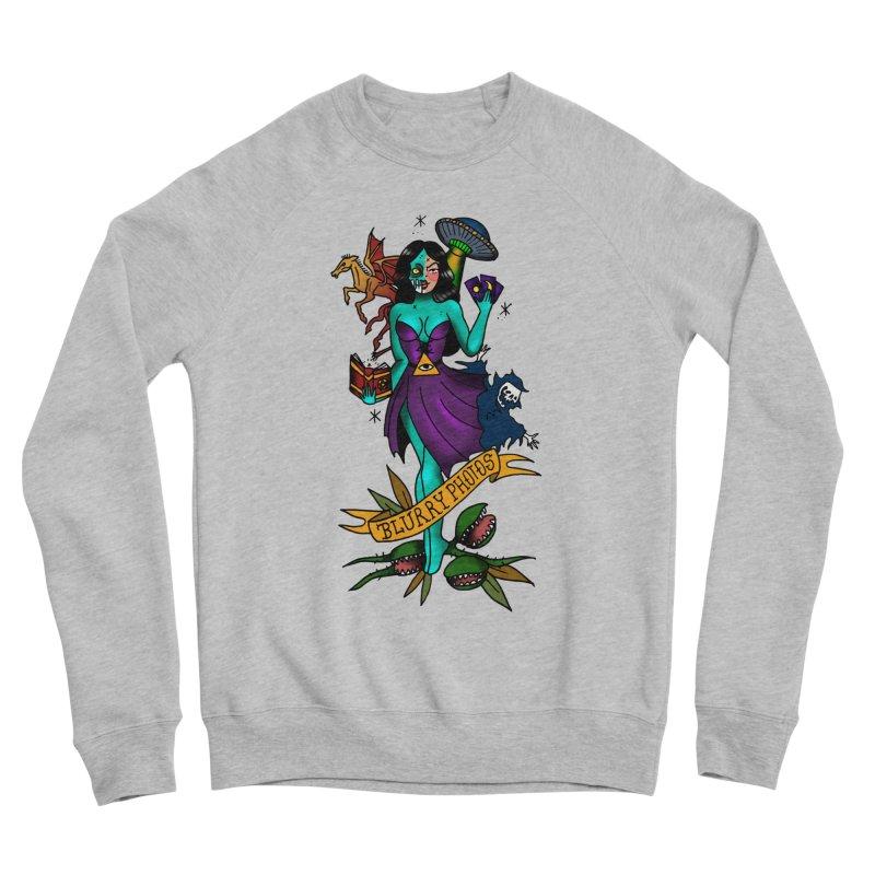 Banshee Men's Sweatshirt by Blurry Photos's Artist Shop