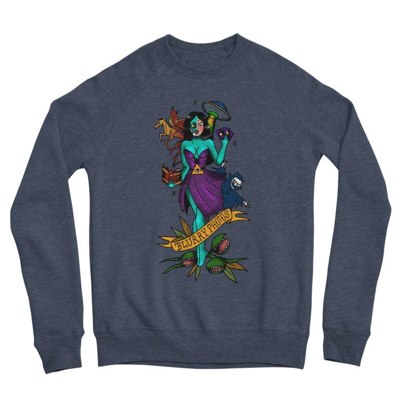 Banshee Men's Sponge Fleece Sweatshirt by Blurry Photos's Artist Shop