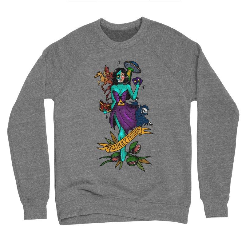 Banshee Women's Sponge Fleece Sweatshirt by Blurry Photos's Artist Shop