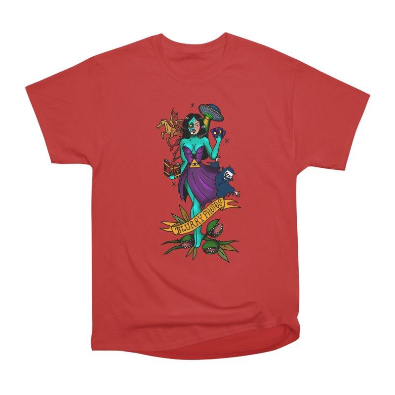 Banshee Women's Heavyweight Unisex T-Shirt by Blurry Photos's Artist Shop