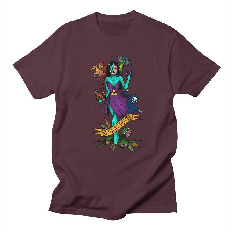 Banshee Men's T-Shirt by Blurry Photos's Artist Shop