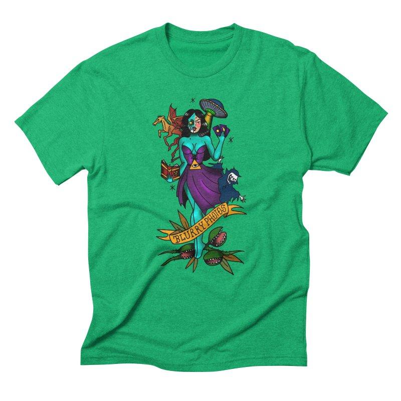 Banshee Men's Triblend T-Shirt by Blurry Photos's Artist Shop