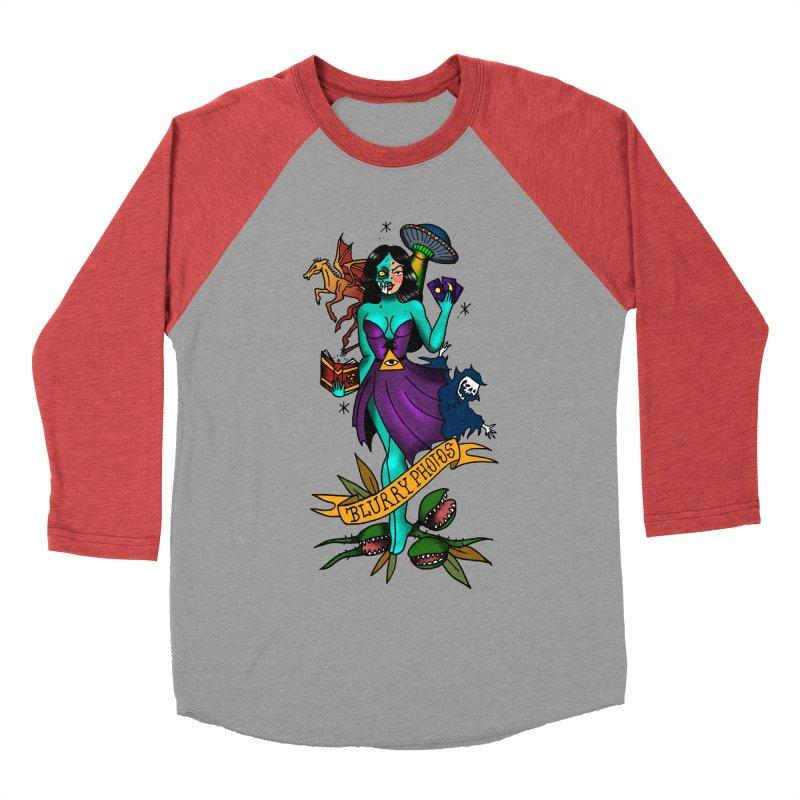 Banshee Men's Baseball Triblend Longsleeve T-Shirt by Blurry Photos's Artist Shop