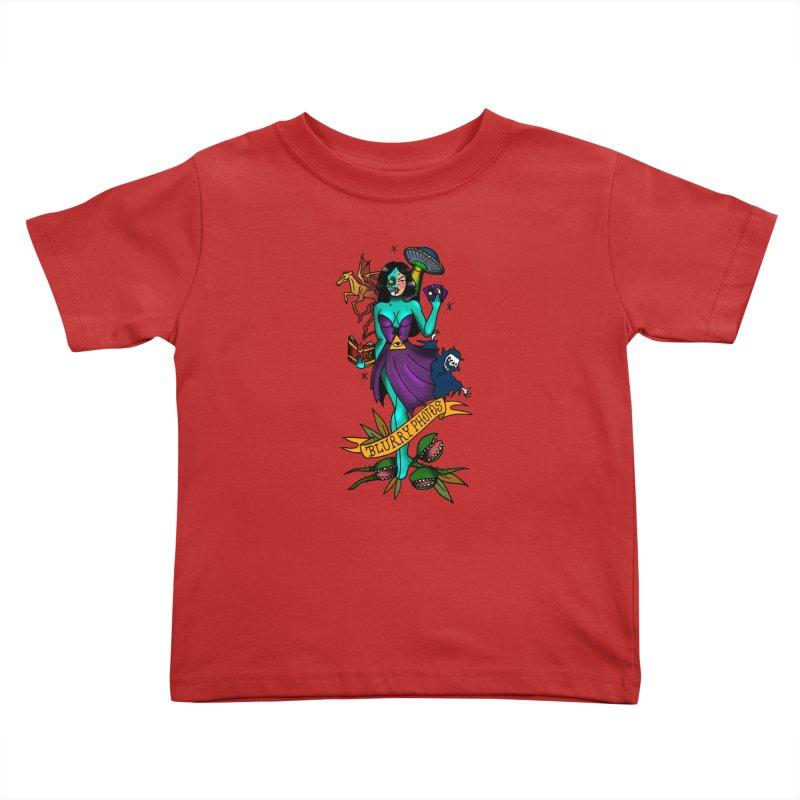 Banshee Kids Toddler T-Shirt by Blurry Photos's Artist Shop