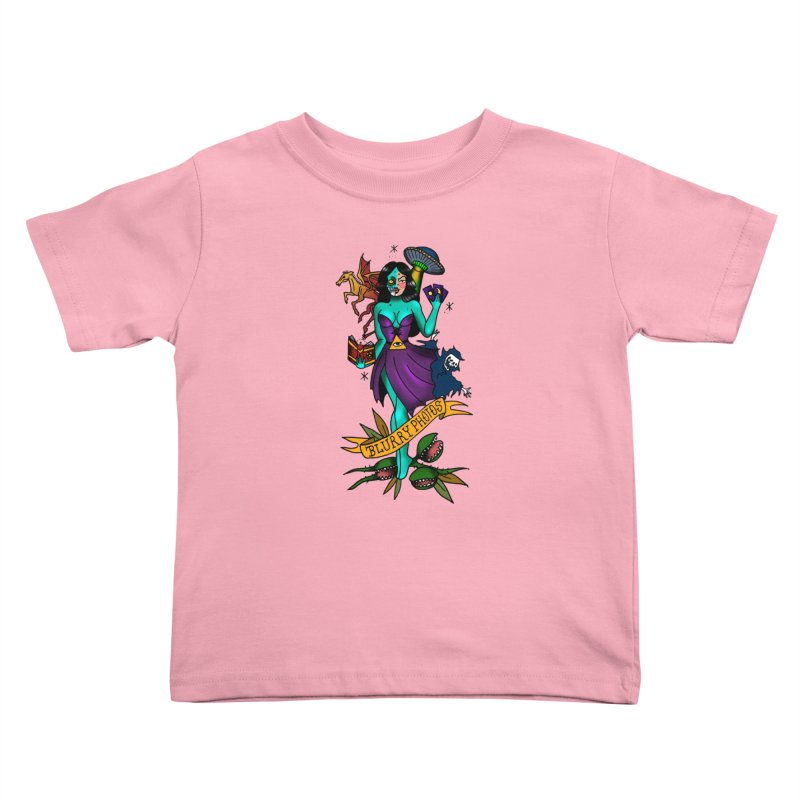 Banshee Kids Toddler T-Shirt by Blurry Photos's Artist Shop