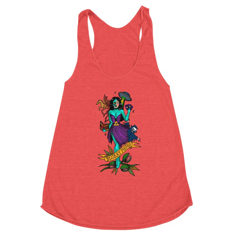 Banshee Women's Tank by Blurry Photos's Artist Shop