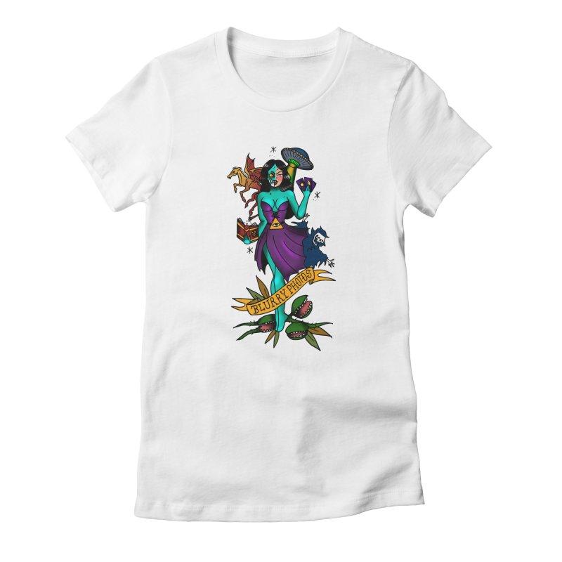 Banshee Women's T-Shirt by Blurry Photos's Artist Shop
