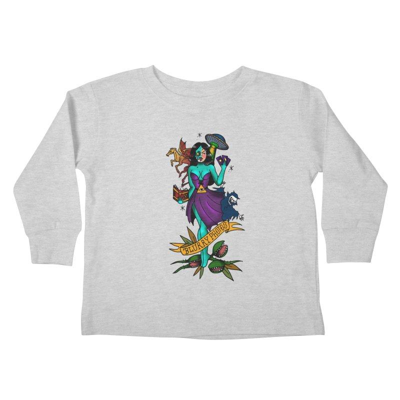 Banshee Kids Toddler Longsleeve T-Shirt by Blurry Photos's Artist Shop