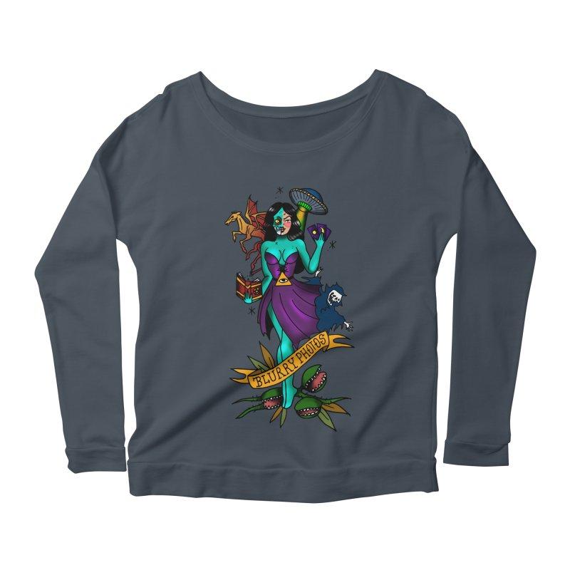 Banshee Women's Scoop Neck Longsleeve T-Shirt by Blurry Photos's Artist Shop