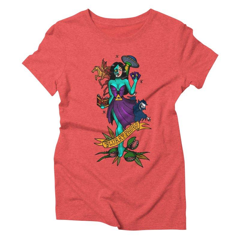 Banshee Women's Triblend T-Shirt by Blurry Photos's Artist Shop