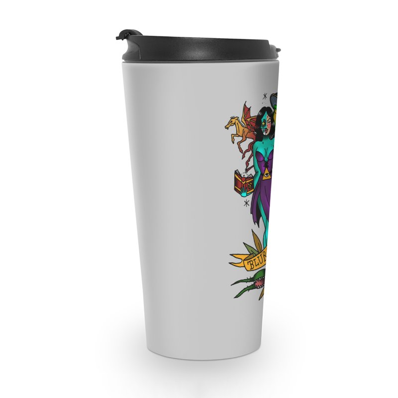 Banshee Accessories Travel Mug by Blurry Photos's Artist Shop