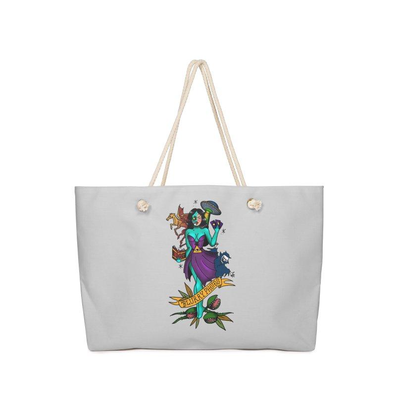 Banshee Accessories Bag by Blurry Photos's Artist Shop