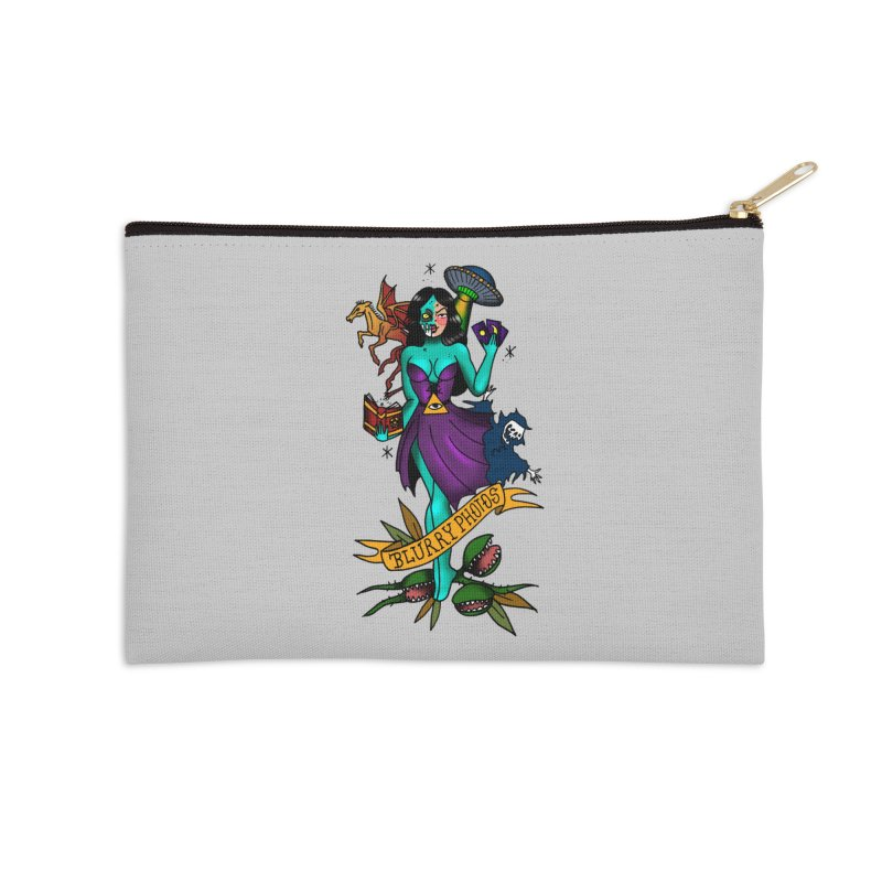 Banshee Accessories Zip Pouch by Blurry Photos's Artist Shop