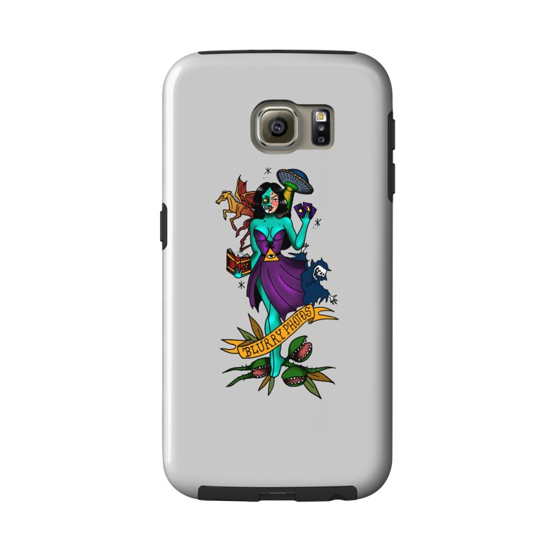 Banshee Accessories Phone Case by Blurry Photos's Artist Shop