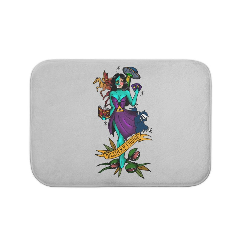 Banshee Home Bath Mat by Blurry Photos's Artist Shop
