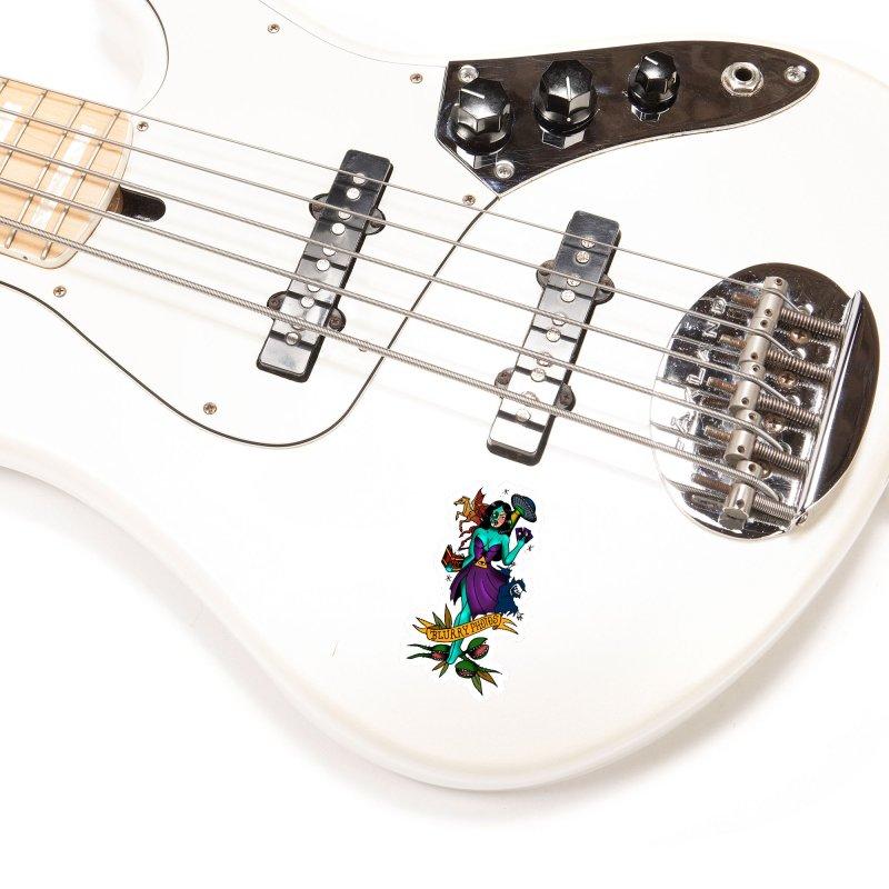 Banshee Accessories Sticker by Blurry Photos's Artist Shop