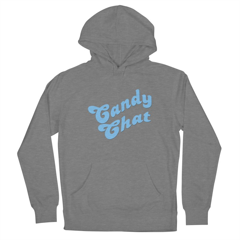 Candy Chat Logo Women's Pullover Hoody by Blurry Photos's Artist Shop
