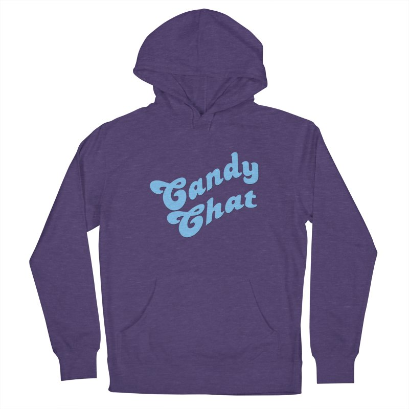 Candy Chat Logo Men's Pullover Hoody by Blurry Photos's Artist Shop