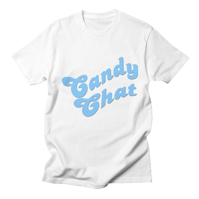Candy Chat Logo Women's Regular Unisex T-Shirt by Blurry Photos's Artist Shop