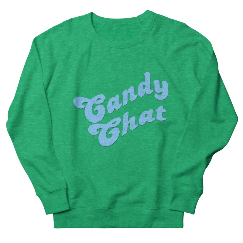 Candy Chat Logo Women's Sweatshirt by Blurry Photos's Artist Shop